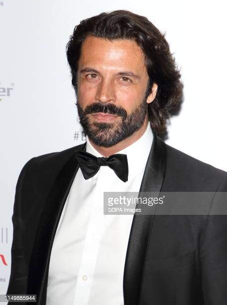 Christian Vit arrives for the Caudwell Children Butterfly Ball charity event at the Grosvenor House Park Lane