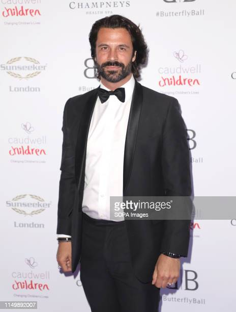Christian Vit attending the Butterfly Ball 2019 at Grosvenor House in London