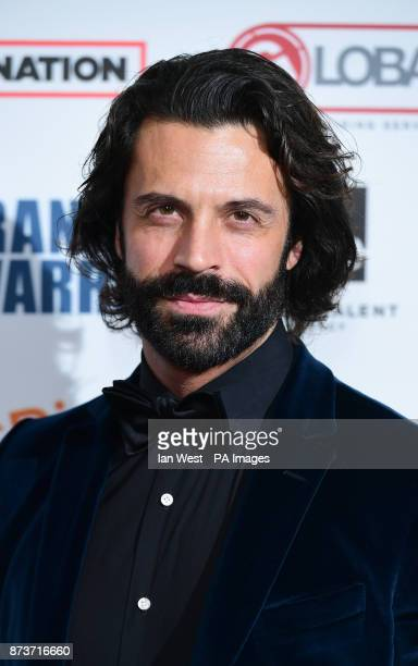 Christian Vit attending the Nordoff Robbins Boxing Dinner at the Hilton hotelLondon PRESS ASSOCIATION Photo Picture date Monday November 13 2017...