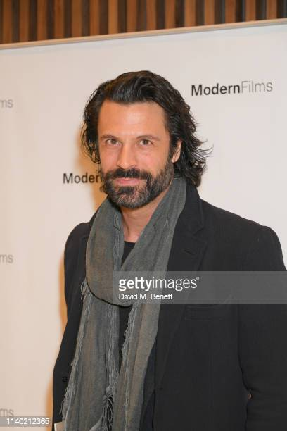 Christian Vit attends a special screening of Yuli The Carlos Acosta Story at The Royal Opera House on April 03 2019 in London England
