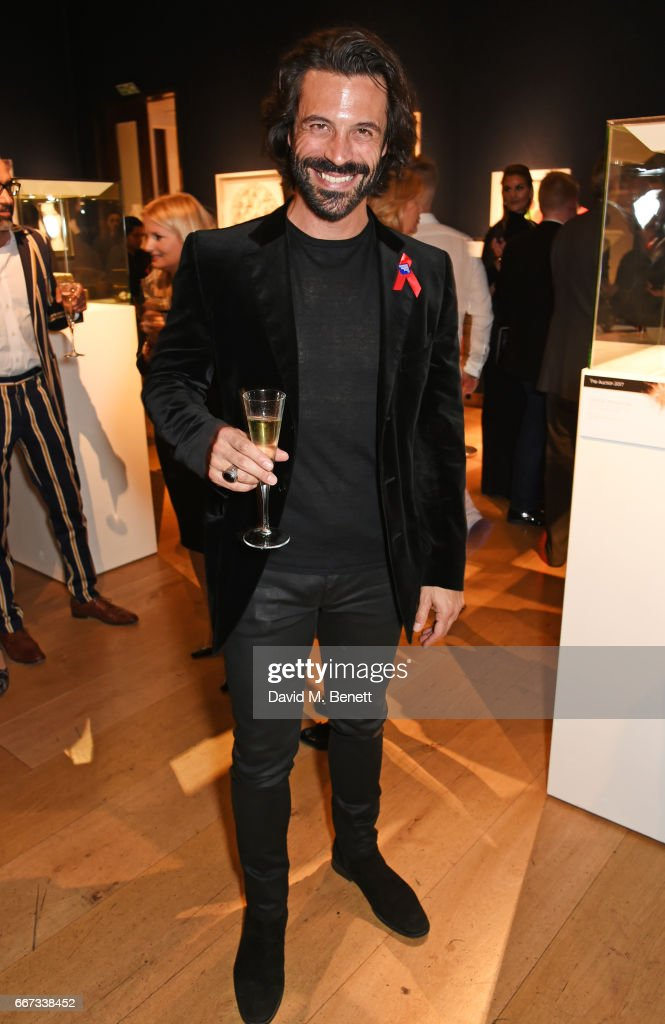 Terrence Higgins Trust: The Auction : News Photo
