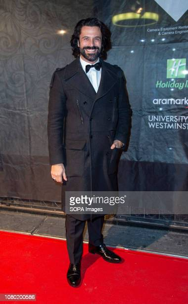 Christian Vit attends the 2019 Gold Movie Awards at Regent Street Cinema in London England
