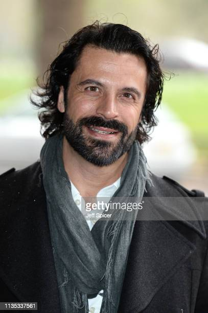 Christian Vit attends the 2019 'TRIC Awards' held at The Grosvenor House Hotel on March 12 2019 in London England