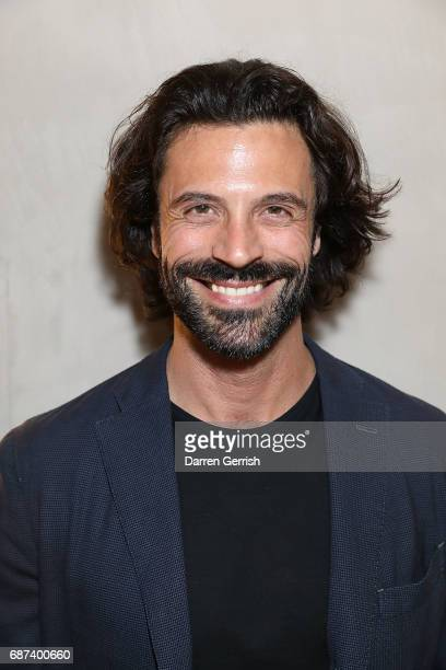 Christian Vit attends the 30 year anniversary Oliver Peoples celebration at The London Flagship on May 23 2017 in London England