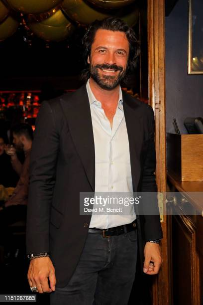 Christian Vit attends the 50th Anniversary of Tramp on May 23 2019 in London England