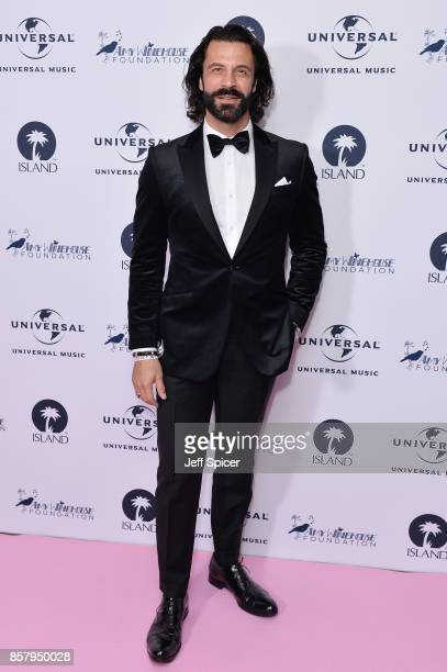 Christian Vit attends the Amy Winehouse Foundation Gala at The Dorchester on October 5 2017 in London England