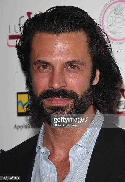 Christian Vit attends the Arts For India event at BAFTA on May 24 2018 in London England