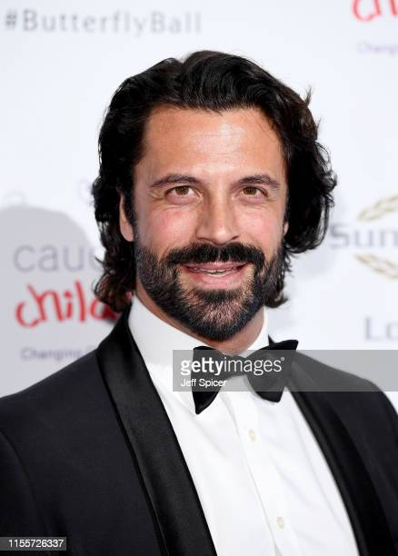 Christian Vit attends the Caudwell Children Butterfly Ball 2019 at The Grosvenor House Hotel on June 13 2019 in London England