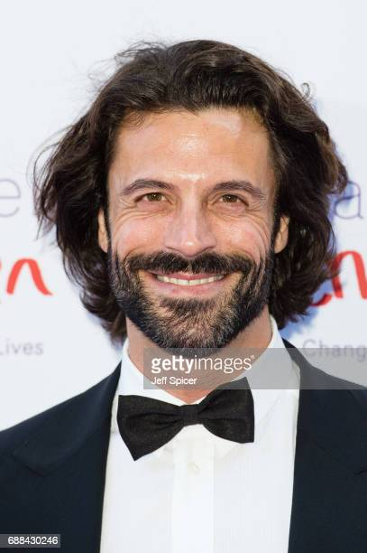 Christian Vit attends the Caudwell Children Butterfly Ball at Grosvenor House on May 25 2017 in London England