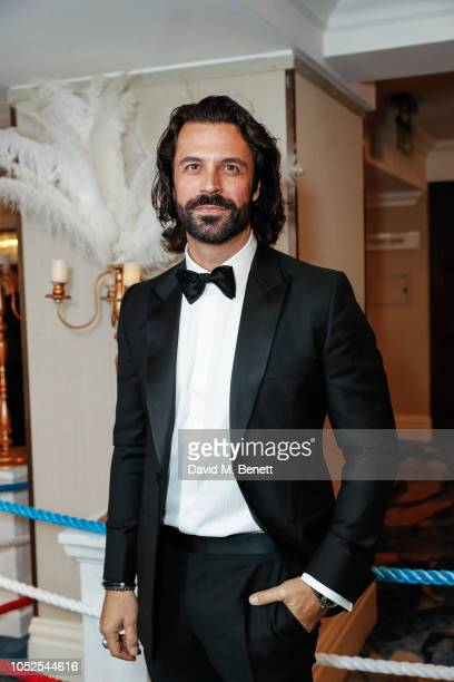 Christian Vit attends The Float Like A Butterfly Ball 2018 the annual black tie boxing gala in aid of Caudwell Children at The Grosvenor House Hotel...