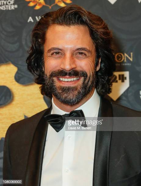 Christian Vit attends The Gold Movie Awards at the Regent Street Cinema on January 10 2019 in London England