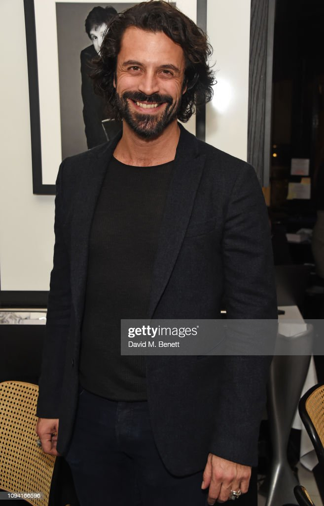 Launch Of John Swannell Photography Exhibition At Le Caprice : News Photo
