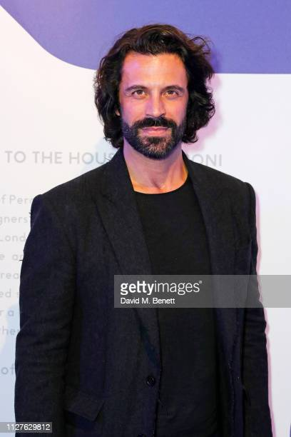 Christian Vit attends the launch of The House Of Peroni on February 26 2019 in London England