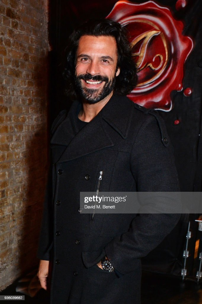 The Perfumer's Story Sensorium Experience Launch with Aures London : News Photo