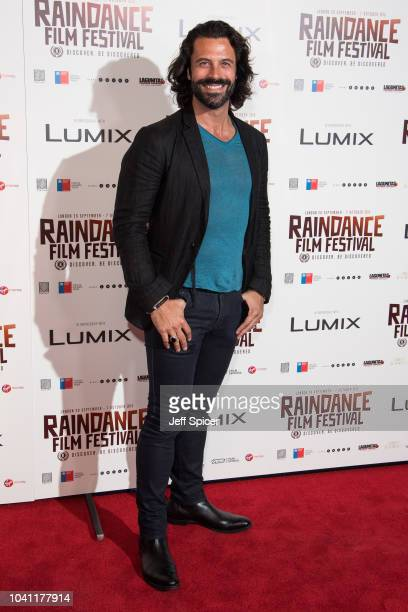 Christian Vit attends the Raindance Opening Gala 2018 held at Vue West End on September 26 2018 in London England
