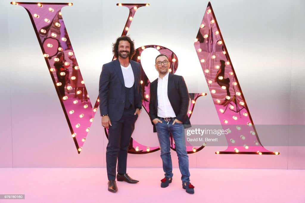 V&A Annual Summer Party 2018 In Partnership With Harrods : News Photo