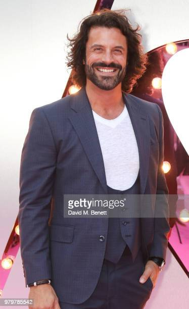 Christian Vit attends the Summer Party at the VA in partnership with Harrods at the Victoria and Albert Museum on June 20 2018 in London England