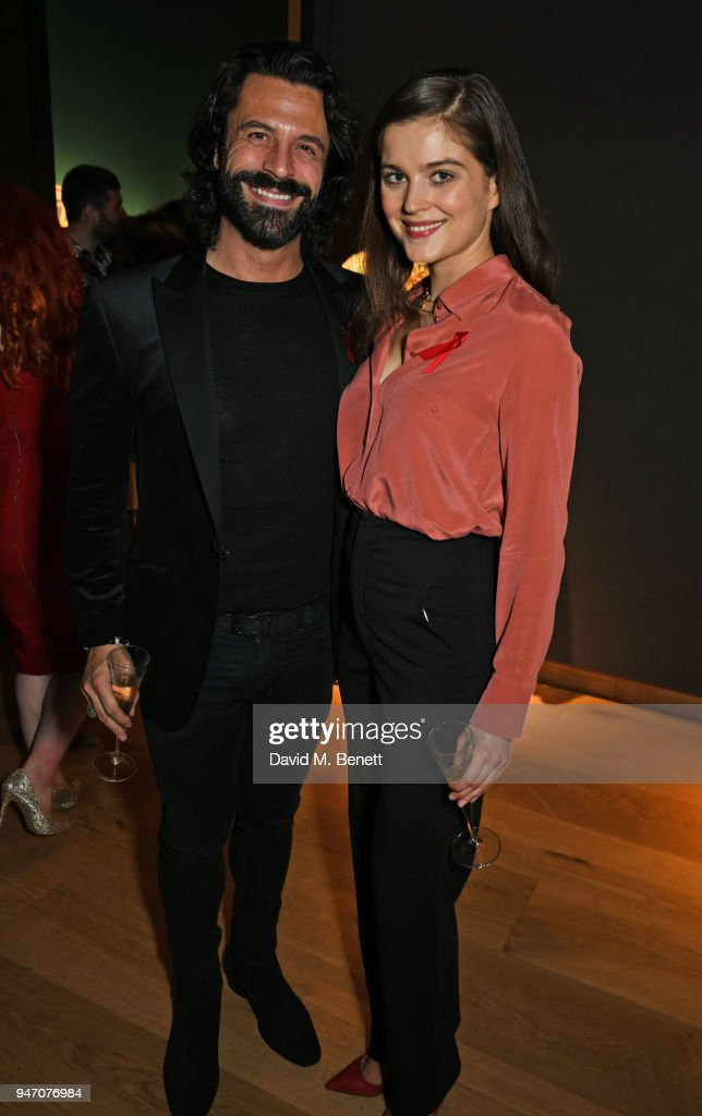 Terrence Higgins Trust Annual Charity Auction At Christie's : News Photo
