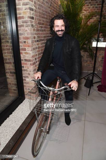 Christian Vit attends then Wolf Badger LFW Party during London Fashion Week February 2019 on February 14 2019 in London England
