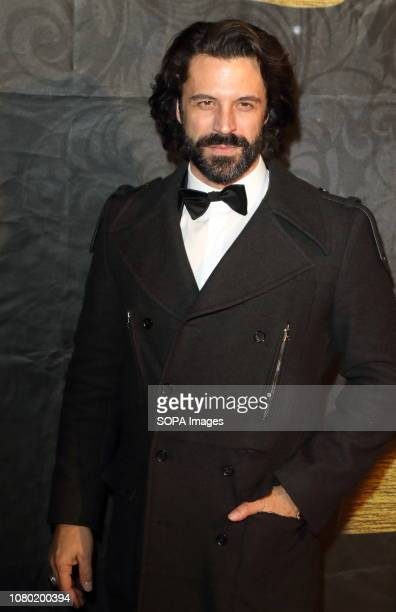 Christian Vit seen during The Gold Movie Awards at Regent Street Cinema in London