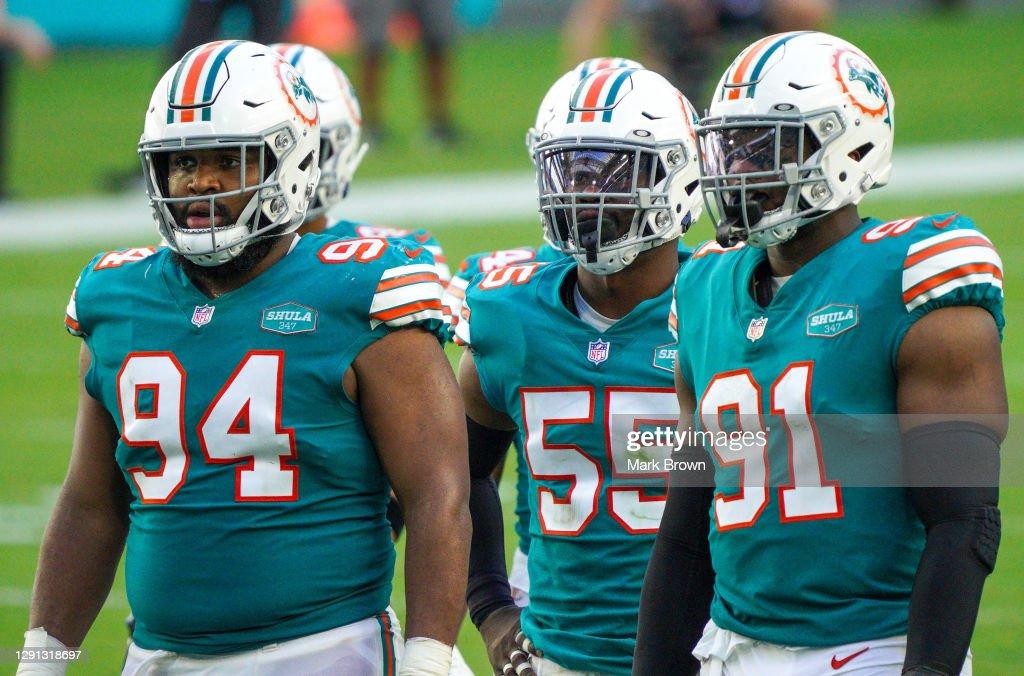 Kansas City Chiefs v Miami Dolphins : ニュース写真