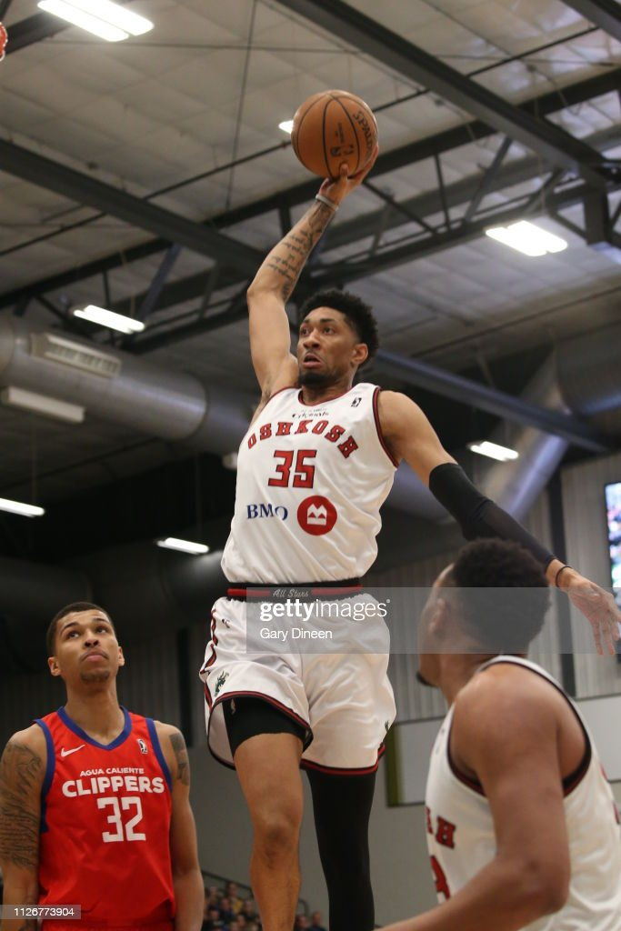 WI: Agua Caliente Clippers v Wisconsin Herd