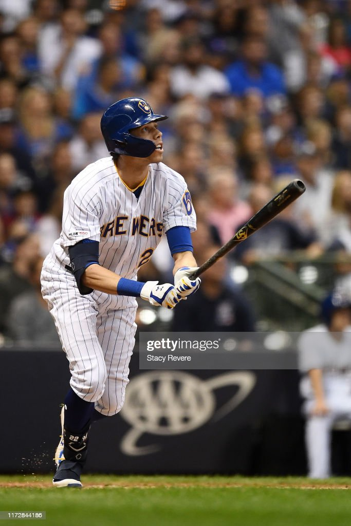 Chicago Cubs v Milwaukee Brewers : News Photo