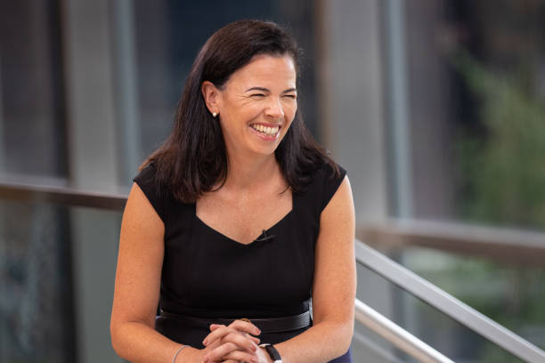 NY: Deutsche Bank Americas Chief Executive Officer Christiana Riley Interview