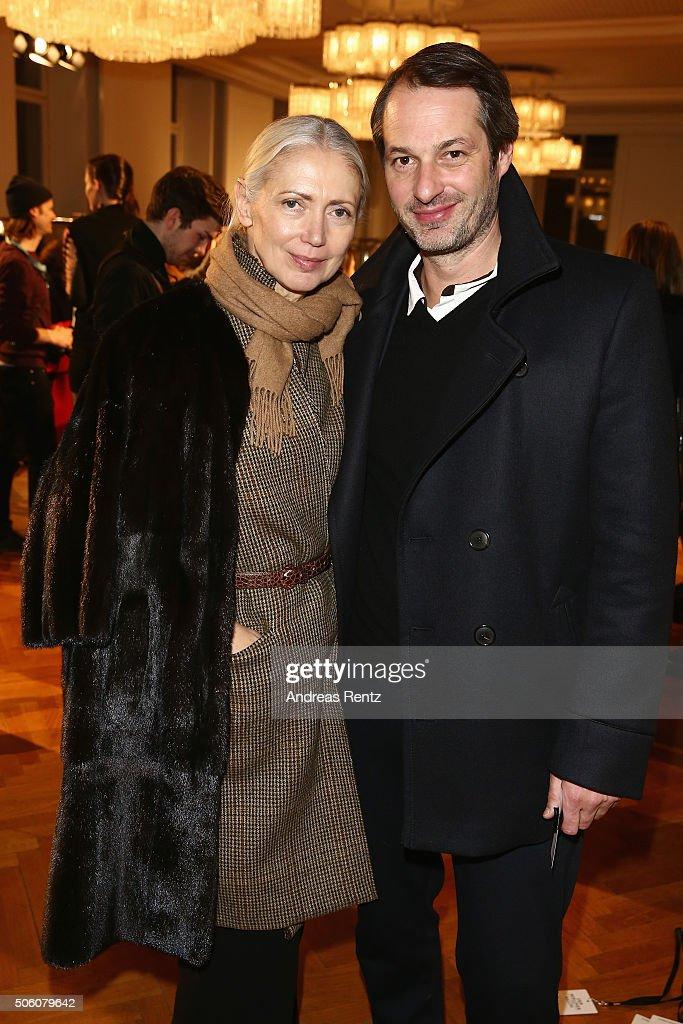 Augustin Teboul Show - Mercedes-Benz Fashion Week Berlin Autumn/Winter 2016