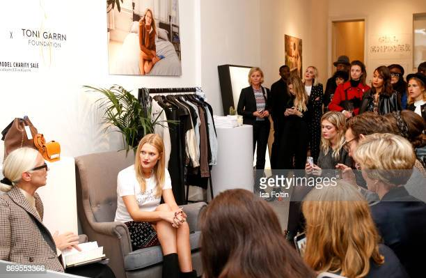 Vestiaire Collective And Toni Garrn Supermodel Charity ...