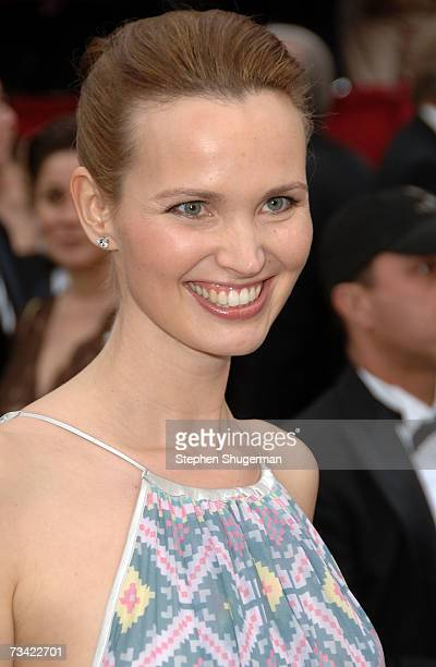 Christiane Asschenfeldt attend the 79th Annual Academy Awards held at the Kodak Theatre on February 25 2007 in Hollywood California
