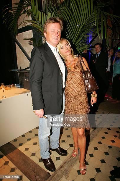 Christiane Gerboth And Husband Peter Am In Talk @ Night in the margins Ewerk The Ifa In Berlin 010905