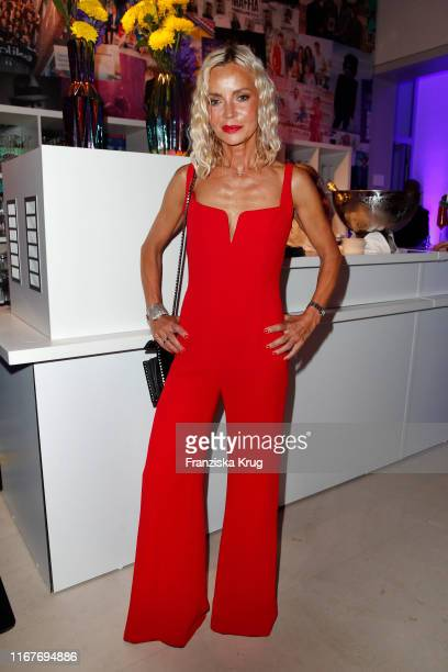 Christiane Gerboth during the Bertelsmann Party 2019 at Bertelsmann Repraesentanz on September 12 2019 in Berlin Germany