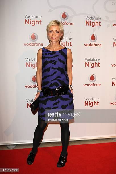 Christiane Gerboth In The Vodafone Night At Hotel De Rome In Berlin