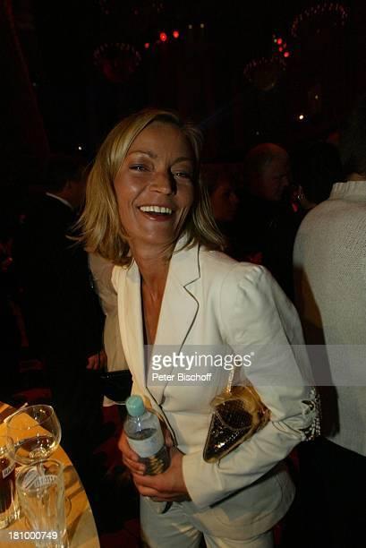Christiane Gerboth James Bond 007 Film Stirb an einem anderen Tag DeutschlandPremiere Berlin Konzerthaus am Gendarmenmarkt Party PNr 1136/2002