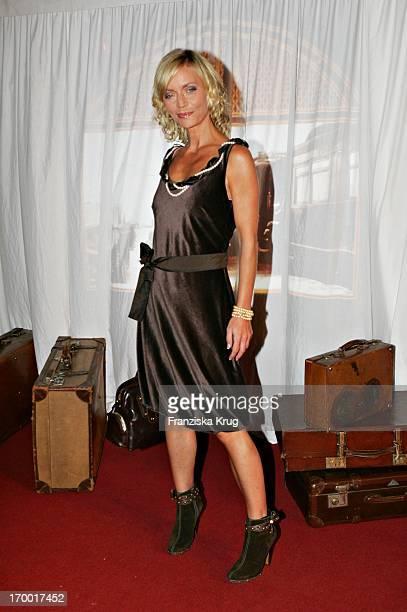 Christiane Gerboth On at Party At Bertelsmann Bertelsmann Unter Den Linden in Berlin 280905