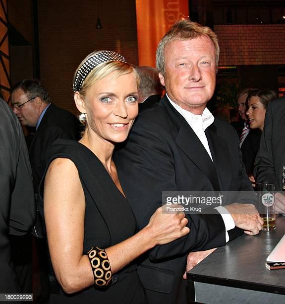Christiane Gerboth Und Hans Ulrich Jörges Beim TCom Medientreff Im EWerk Am Rande Der Ifa In Berlin Am 310806
