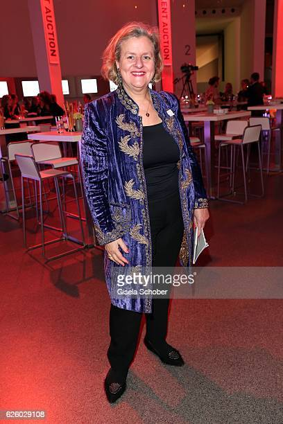 Christiane Graefin zu Rantzau during the PIN Party Let's party 4 art' at Pinakothek der Moderne on November 26 2016 in Munich Germany