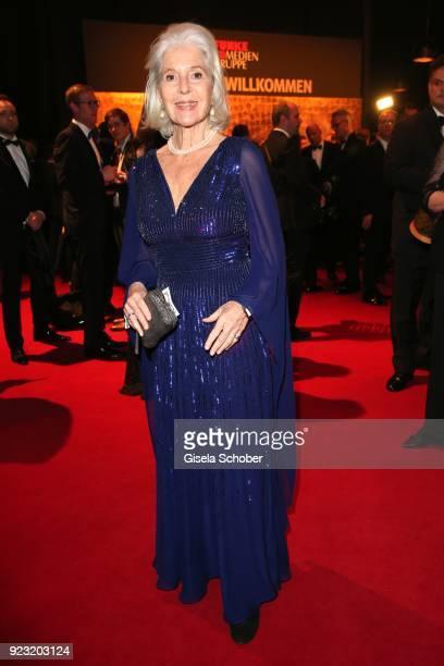 Christiane Hoerbiger during the Goldene Kamera reception on February 22 2018 at the Messe Hamburg in Hamburg Germany