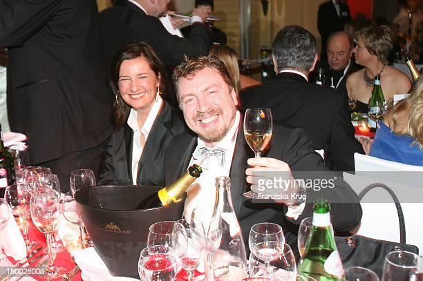 Christiane Hoffmann Und Armin Rohde Beim 34. Deutschen Filmball Im Hotel Bayerischer Hof In München Am 200107 .