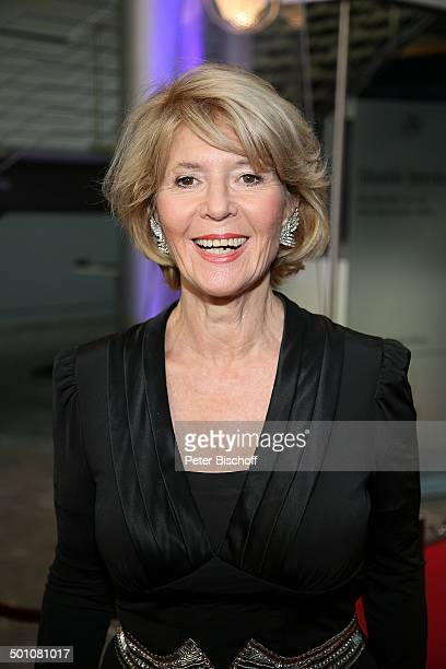 """Christiane Hörbiger,Porträt, ZDF-Gala Verleihung """"Deutscher Fernsehpreis 2008"""", """"Coloneum"""", Köln, Deutschland, Europa, roter Teppich, Party, Feier,..."""