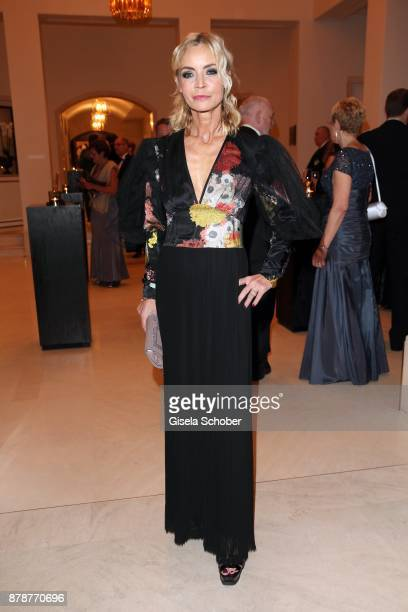 Christiane Joerges during the 66th 'Bundespresseball' at Hotel Adlon on November 24 2017 in Berlin Germany