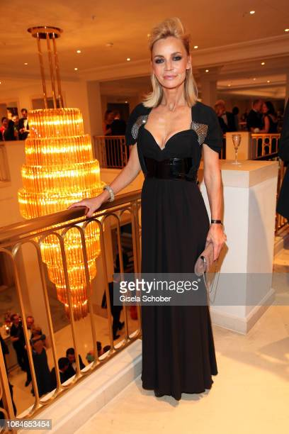 Christiane Joerges during the 67th Bundespresseball at Hotel Adlon on November 23 2018 in Berlin Germany