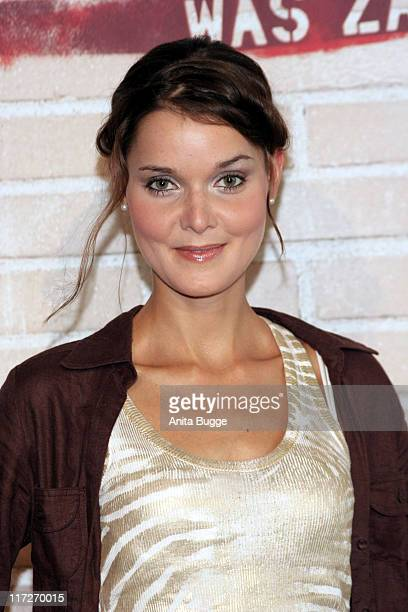 Christiane Klimt during RTL Introduces The Cast of New Prime Time Soap Alles was Zählt - August 18, 2006 in Berlin, Berlin, Germany.