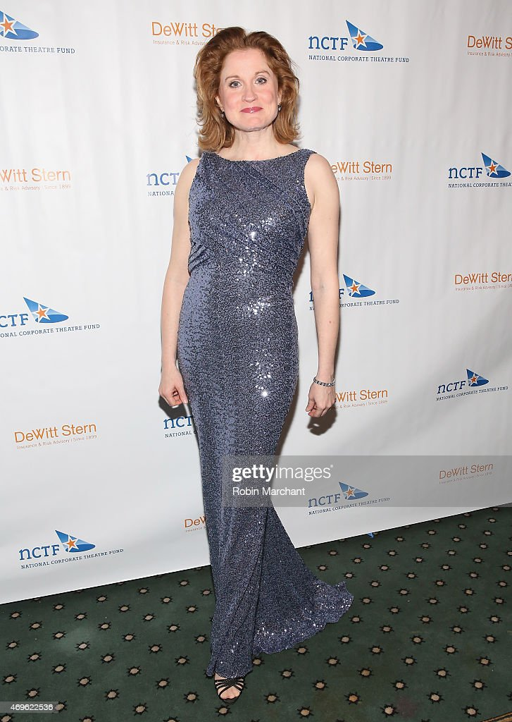 Christiane Noll attends National Corporate Theatre Fund's 2015 Chairman's Awards Gala at The Pierre Hotel on April 13, 2015 in New York City.