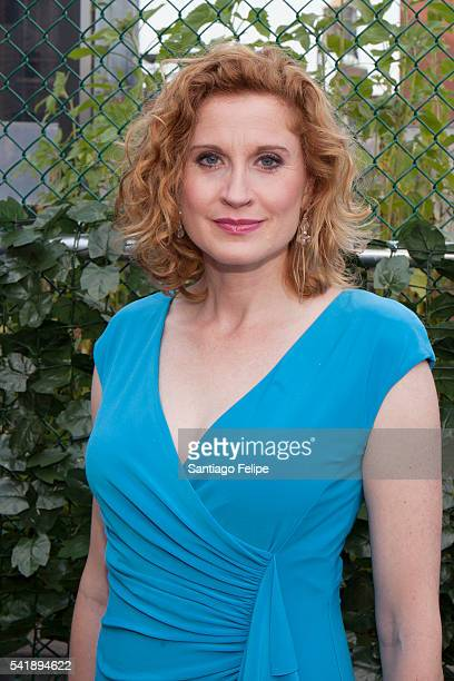 Christiane Noll attends the 6th Annual Broadway Sings For Pride Concert at JCC Manhattan on June 20 2016 in New York City