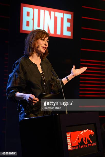 Christiane Paul attends Leonardo at the New Faces Award Film 2014 at eWerk on May 8 2014 in Berlin Germany