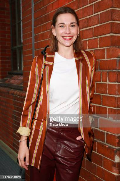 Christiane Paul attends the 25 Year X Filme anniversary party at Radialsystem V on September 20 2019 in Berlin Germany