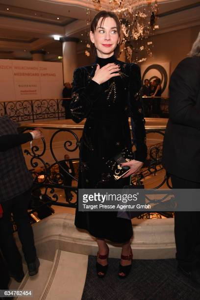 Christiane Paul attends the Medienboard Berlin-Brandenburg Reception during the 67th Berlinale International Film Festival Berlin at on February 11,...