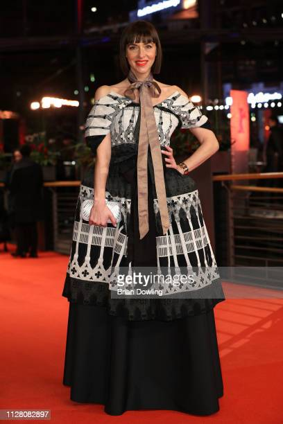 Christiane Paul attends the opening ceremony and The Kindness Of Strangers premiere during the 69th Berlinale International Film Festival Berlin at...